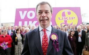 Nigel Farage loin de faire l'unanimité