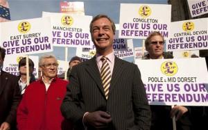 le référendum anti UE, vraie vicvtoire de UKIP