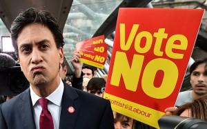 Le référendum en Ecosse, symbole d'un Labour largué