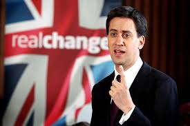 Ed Miliband a voulu incarner le changement