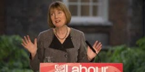 Harriet Harman, acting leader du Labour