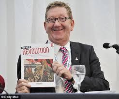 Len McCluskey, leader de Unite