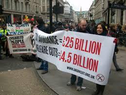 Mobilisation contre les coupes dans les budgets sociaux