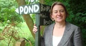Nathalie Bennett leader du Green Party