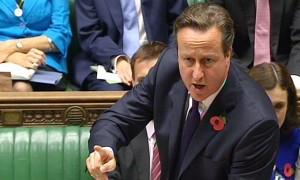 Doué pour la rhétorique, David Cameron est un bon orateur