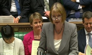 Les positions d'Harriet Harman sont loin de faire l'unanimité au sein du Labour.