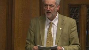 Répondant au budget conservateur, Jeremy Corbyn est resté sur sa ligne