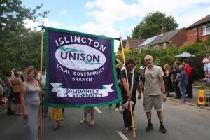 Jeremy Corbyn engagé aux cotés des syndicats