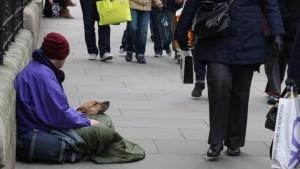 Le nombre de sans abri risque d'augmenter