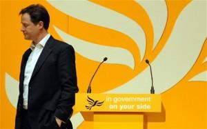 Nick Clegg, ancien leader lib-dem, est sorti par la petite porte, après trois ans de défaites consécutives.