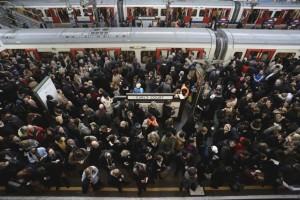 grève du métro de Londres