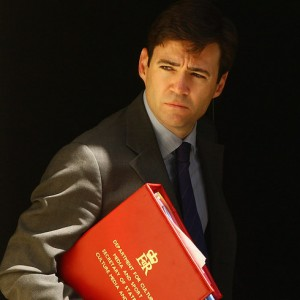 Burnham à l'époque du gouvernement Brown