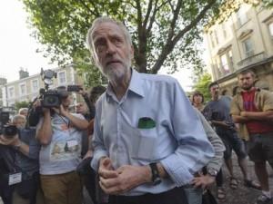 Jeremy Corbyn à Norwich