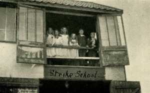 Burston strike school