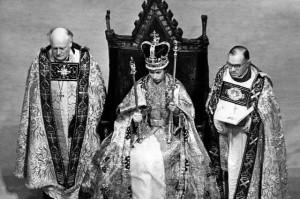 Couronnement d'Elizabeth II