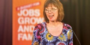 Frances O'Grady secrétaire générale du TUC