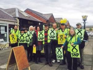 Le SNP est devenu une organisation de masse