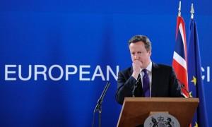 Cameron pris à son propre piège européen