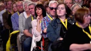 La conférence d'automne du SNP a accueilli 3000 délégués