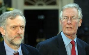 Avec Corbyn, Meacher avait enfin un leader selon son coeur