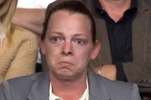 """""""Honte à vous !"""", a lancé Michelle Dorrel à Osborne"""