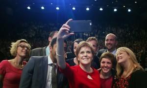 Sturgeon au sommet de sa popularité