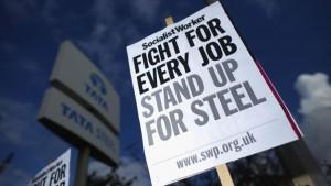 la mobilisation pour l'acier grandit
