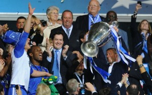 George Osborne surprenant fan de Chelsea