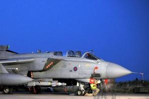 La RAF a frappé Daesh une après le vote