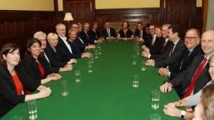 Pour la première fois de son histoire, la parité règne au shadow cabinet travailliste