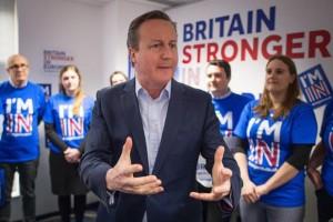 La campagne de Cameron en faveur du maintien est plombée.