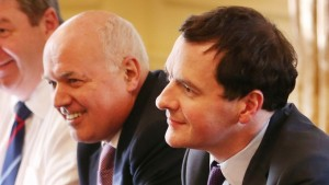 Entre Iain Duncan-Smith et George Osborne, ça n'a jamais été le grand amour