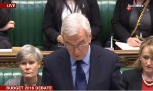 Après Jeremy Corbyn, c'est John McDonnell qui va mener la charge contre le budget 2016