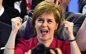 En Ecosse, rien ne semble résister à Nicola Sturgeon