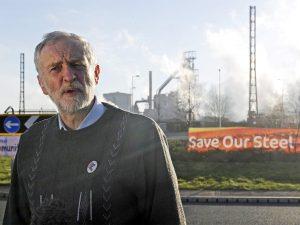 Corbyn à Port Talbot
