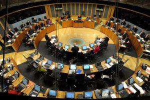 L'assemblée nationale galloise