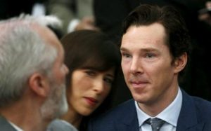 L'acteur Benedict Cumberbatch s'engage pour le maintien