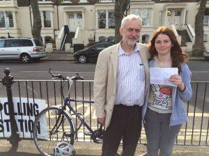 Corbyn doit accélérer le rajeunissement de son parti