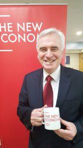 John McDonnell lors du Labour Economics
