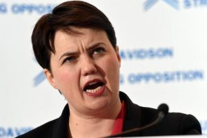 La leader des Scottish tories incarne le camp de l'union