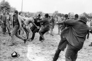 bataille d'orgreave