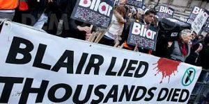 Manifestation contre la guerre en Irak