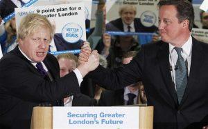 Johnson et Cameron ne partagent plus le futur