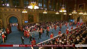 La révision des pouvoirs de la chambre des Lords est aussi annoncée