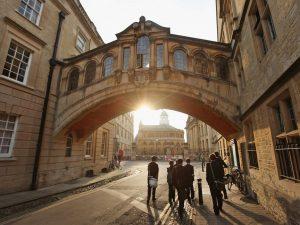 C'est d'Oxford que tout est parti