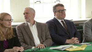Corbyn shadow cabinet
