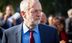 Jeremy Corbyn sous le feu des critiques