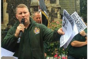Paul Goulding Britain First