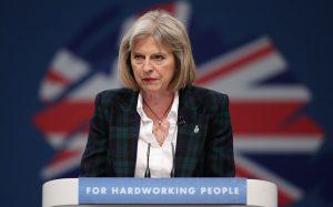 La Home Secretary est désormais favorite pour succéder à Cameron