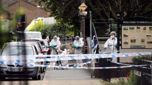La section anti terroriste mène l'enquête sur le meurtre de Jo Cox